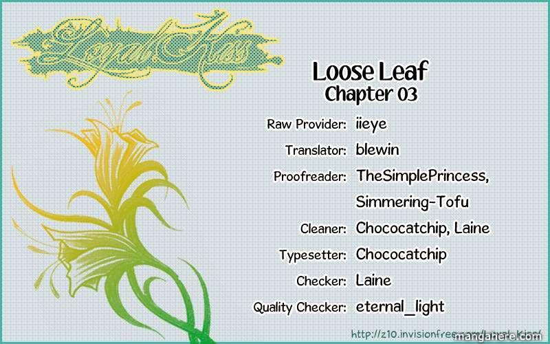 Loose Leaf 3 Page 2