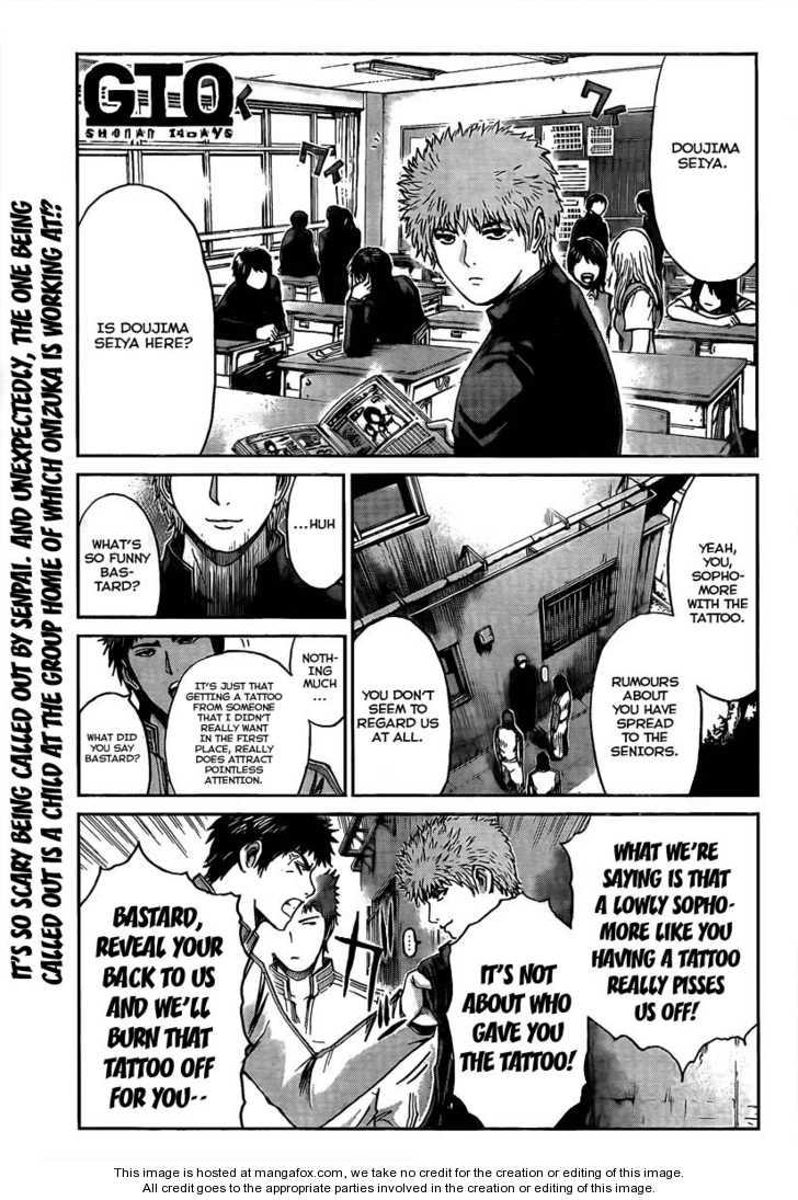 GTO - Shonan 14 Days 21 Page 1