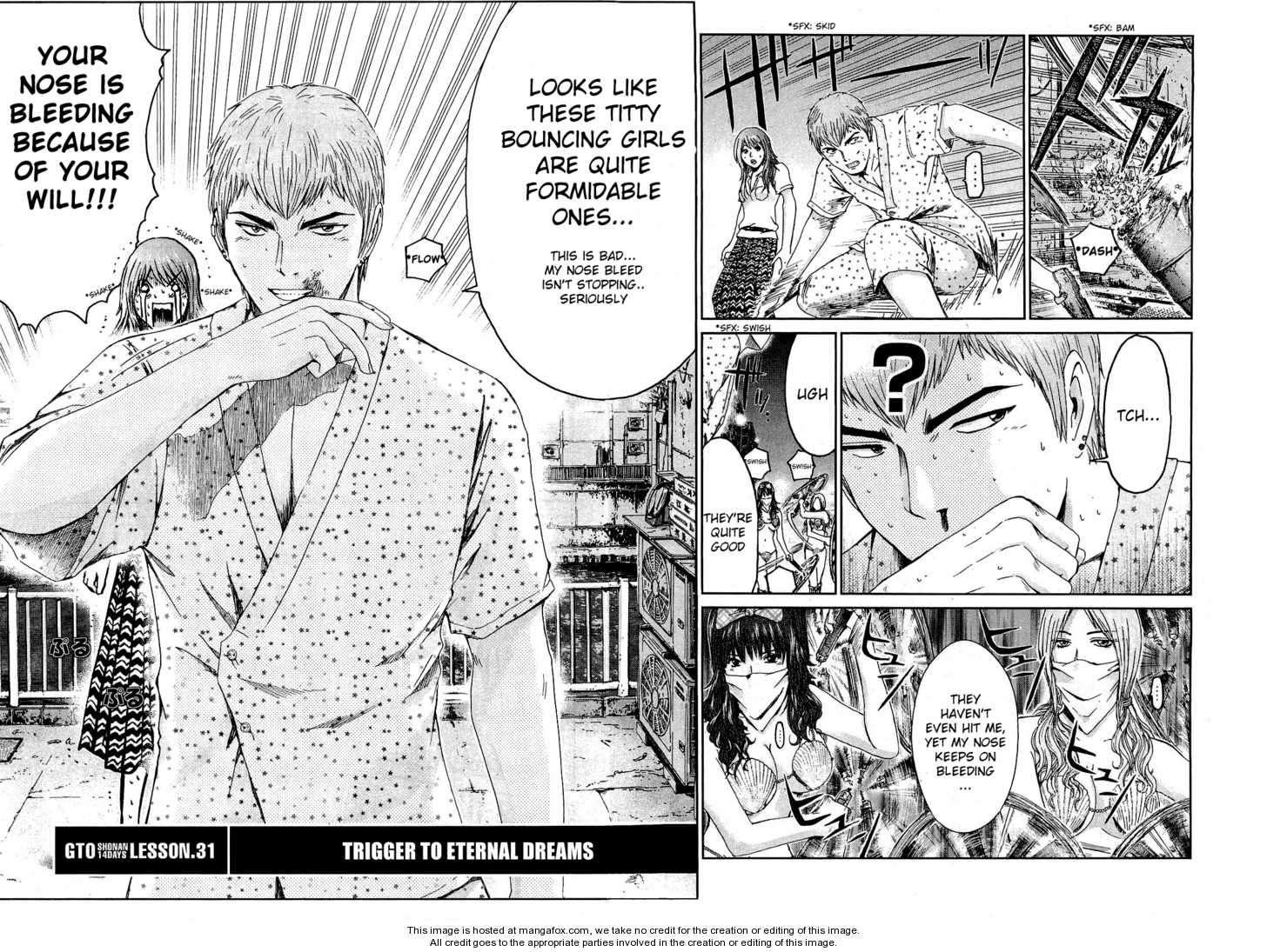 GTO - Shonan 14 Days 31 Page 2