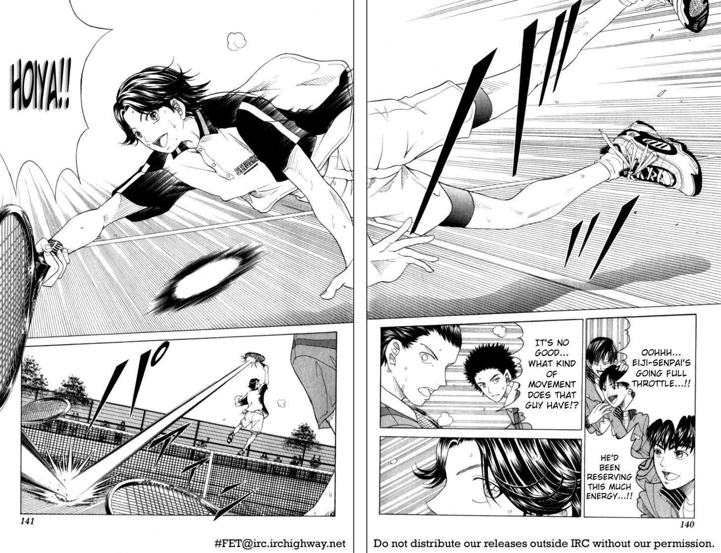 Prince of Tennis 95 Page 2