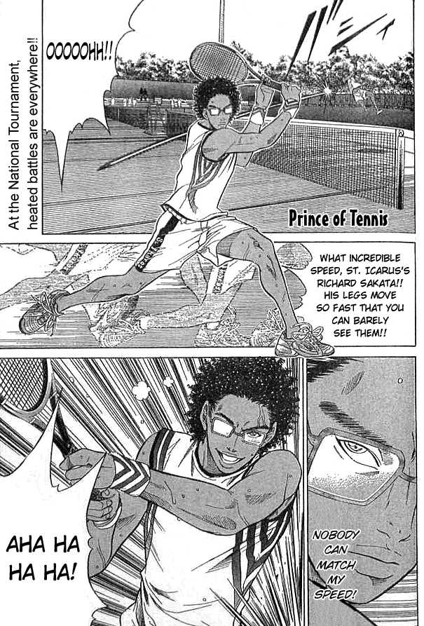 Prince of Tennis 273 Page 1