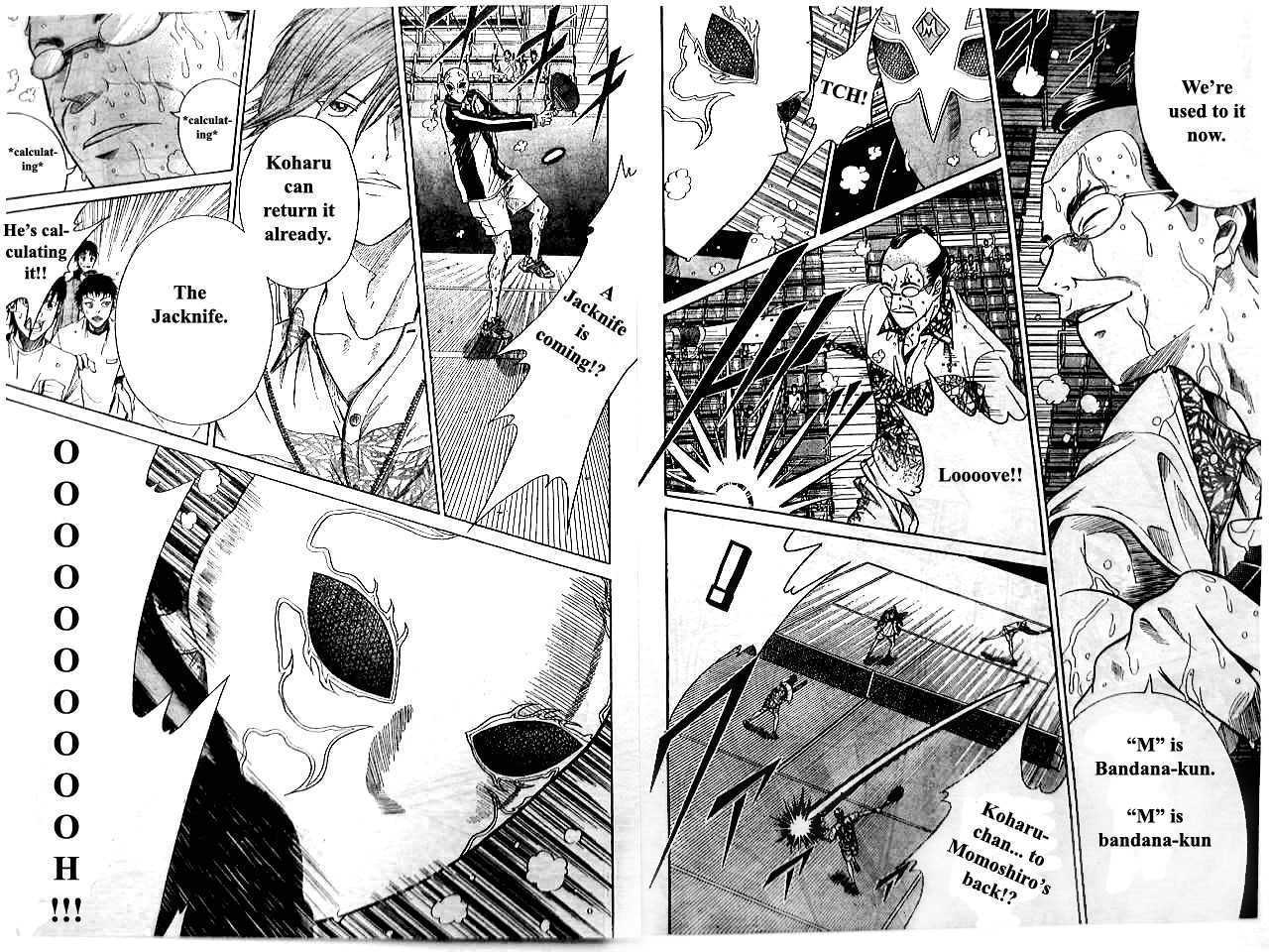 Prince of Tennis 327 Page 4