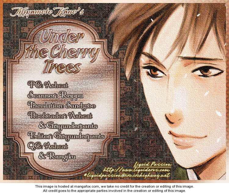 Under the Sakura Tree 1 Page 1
