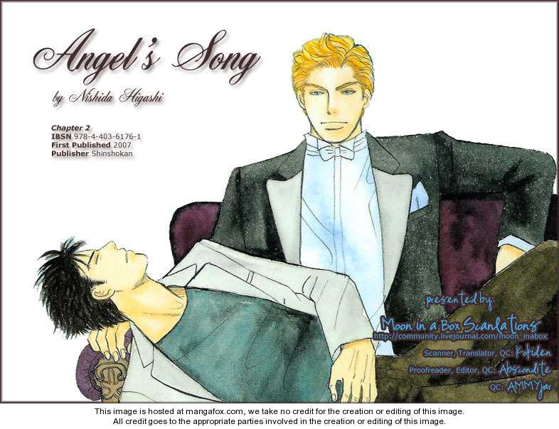 Tenshi no Uta (NISHIDA Higashi) 2 Page 1
