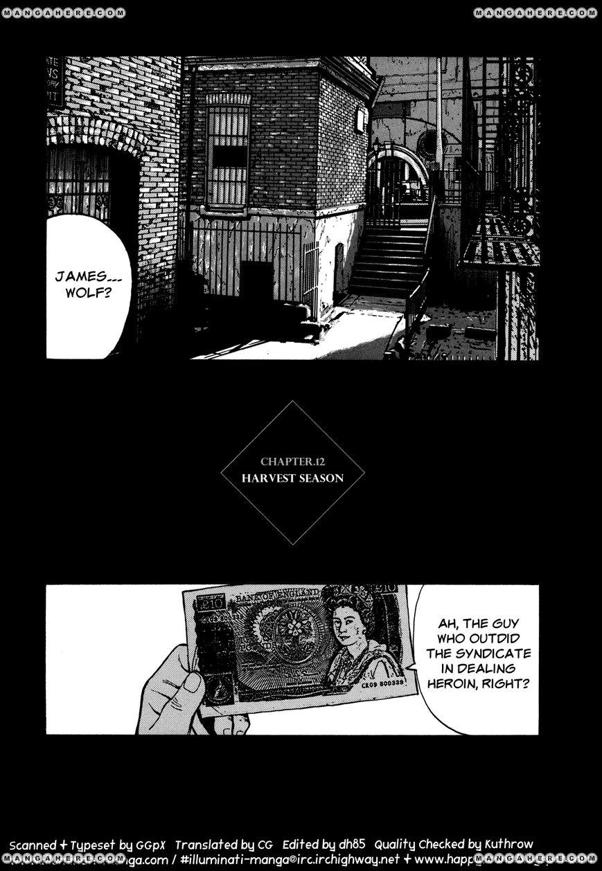 Master Keaton 12 Page 1