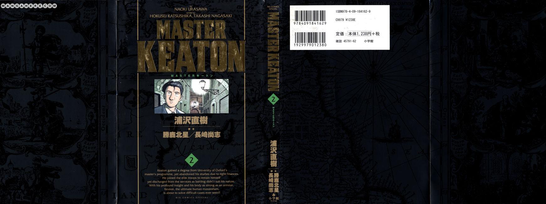Master Keaton 13 Page 1