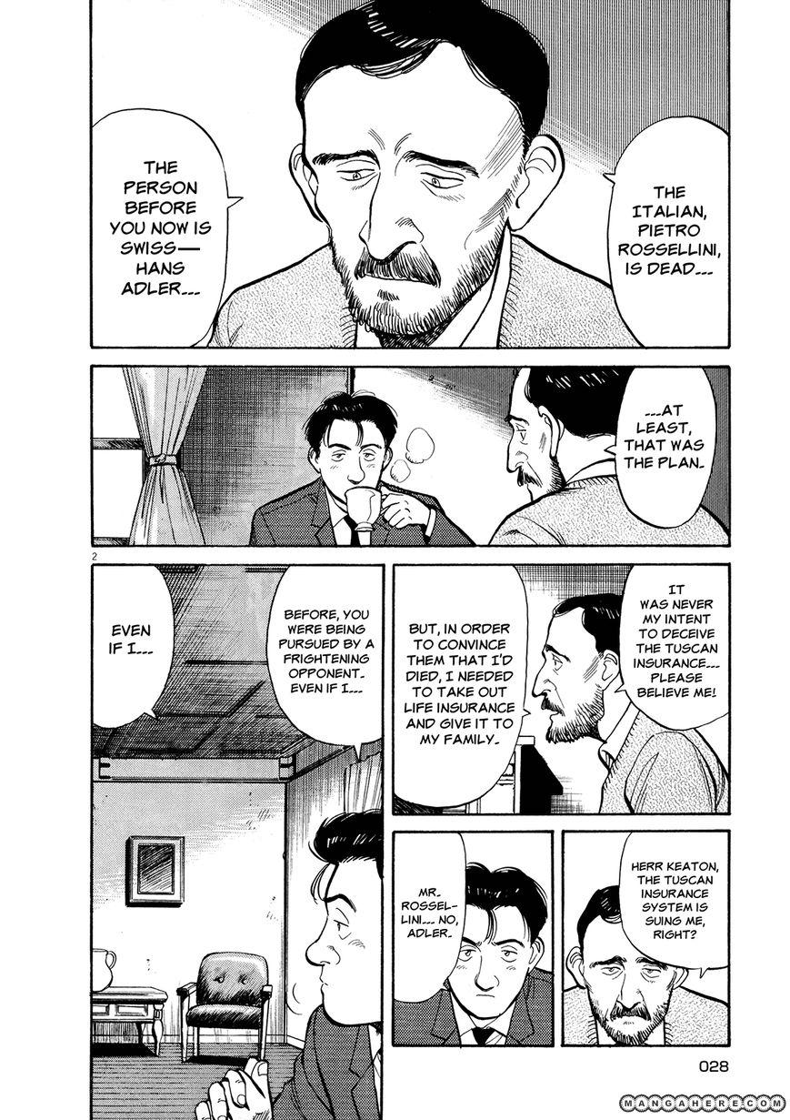 Master Keaton 14 Page 2