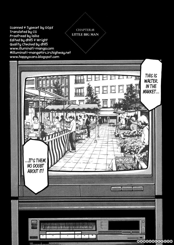 Master Keaton 18 Page 1