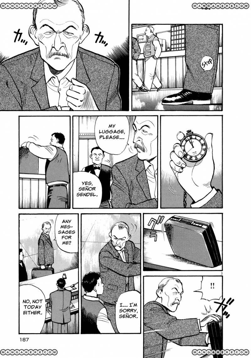 Master Keaton 20 Page 3