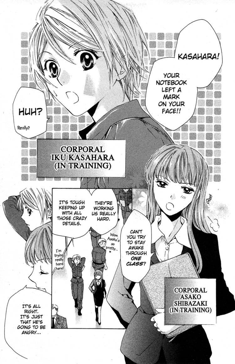 Toshokan Sensou: Love & War 2 Page 3