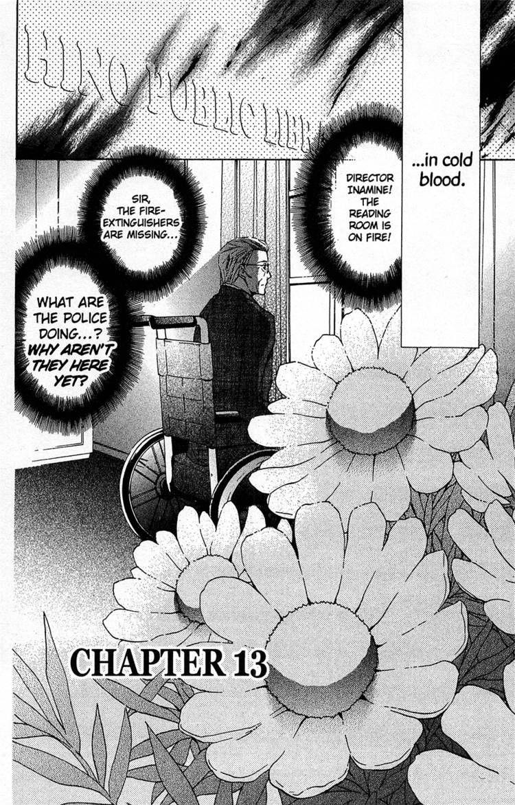 Toshokan Sensou: Love & War 13 Page 2