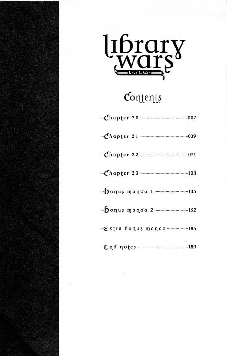 Toshokan Sensou: Love & War 20 Page 3