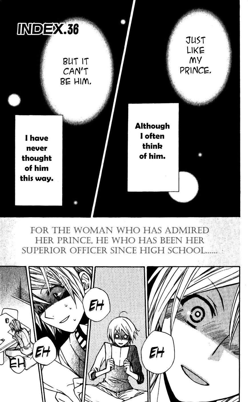 Toshokan Sensou: Love & War 36 Page 1