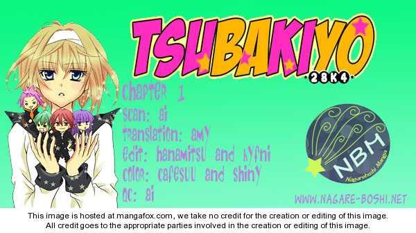 Saikyou Seitokai Tsubakiyo 1 Page 1