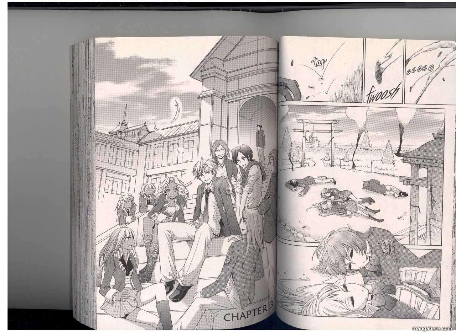 Kasumi 9 Page 1