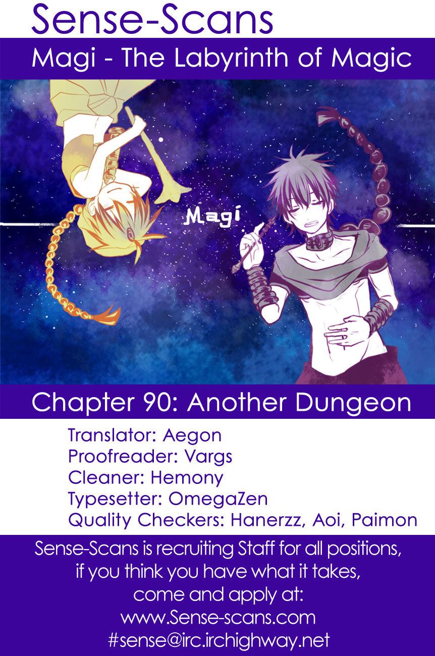 Magi 90 Page 1