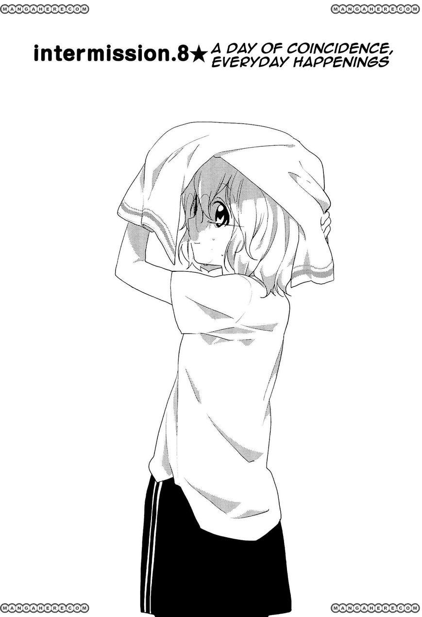 Yuru Yuri 8 Page 1