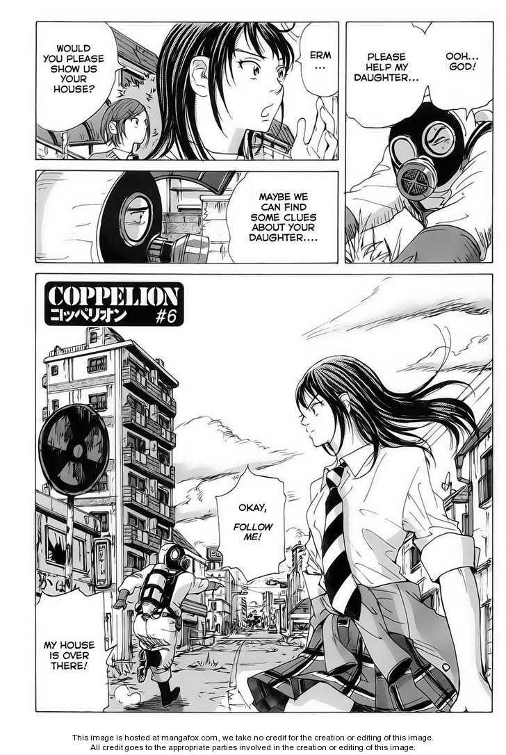 Coppelion 6 Page 2