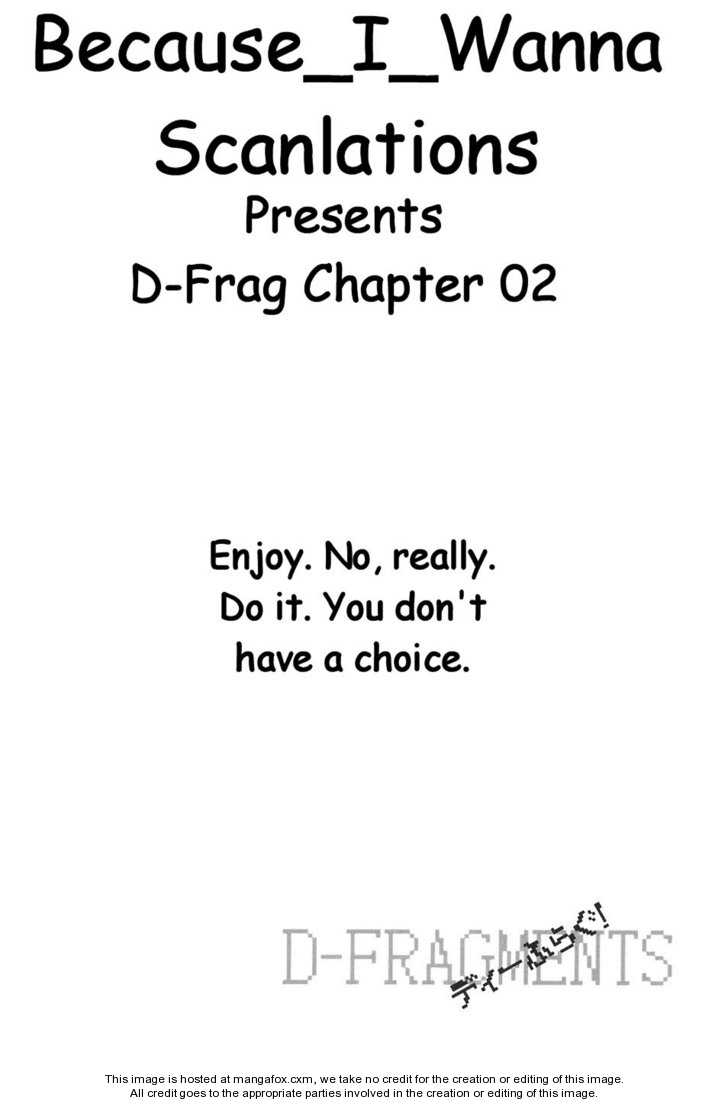 D-Frag 2 Page 1