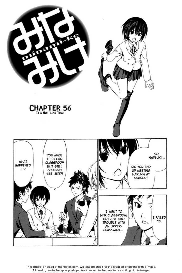 Minami-ke 56 Page 2
