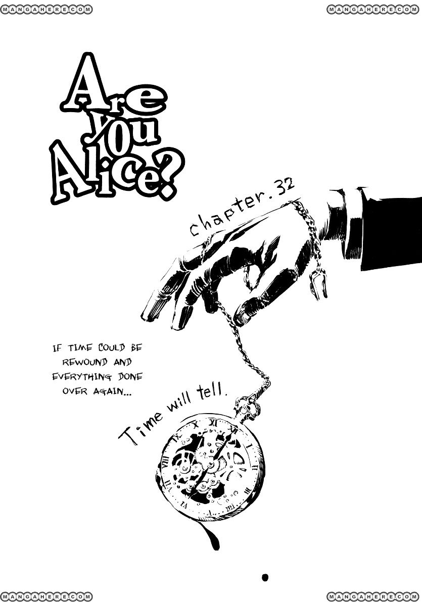 Are You Alice? 31 Page 2