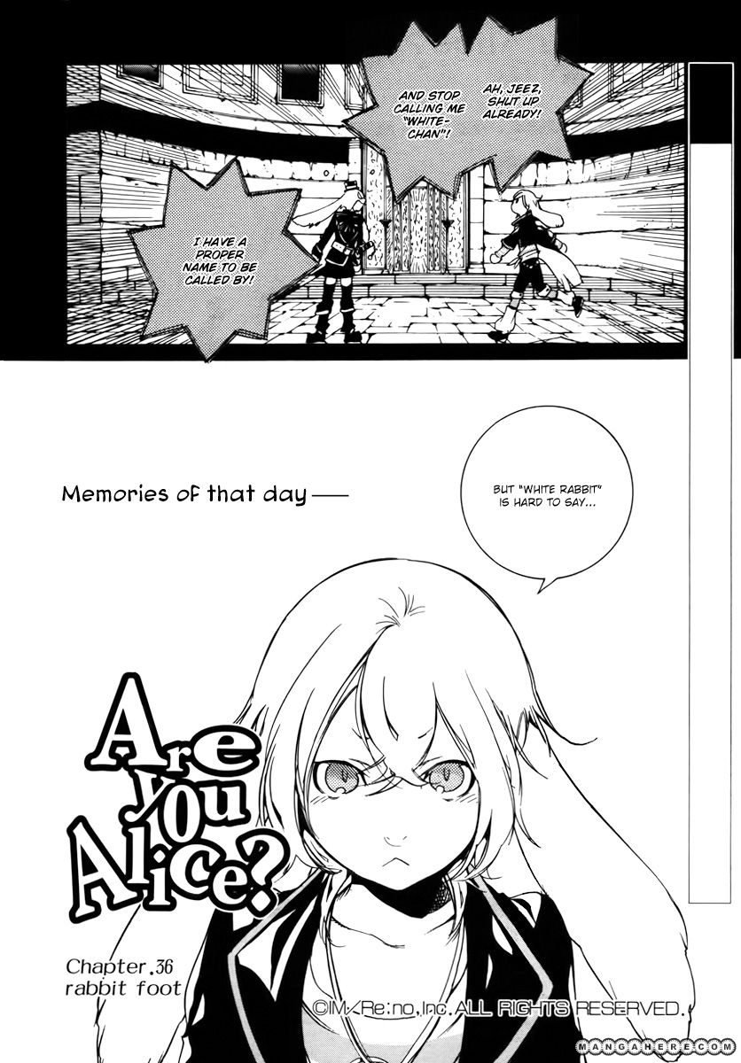 Are You Alice? 36 Page 2