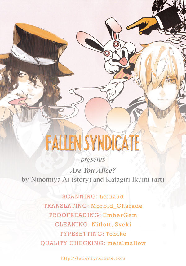 Are You Alice? 44 Page 2