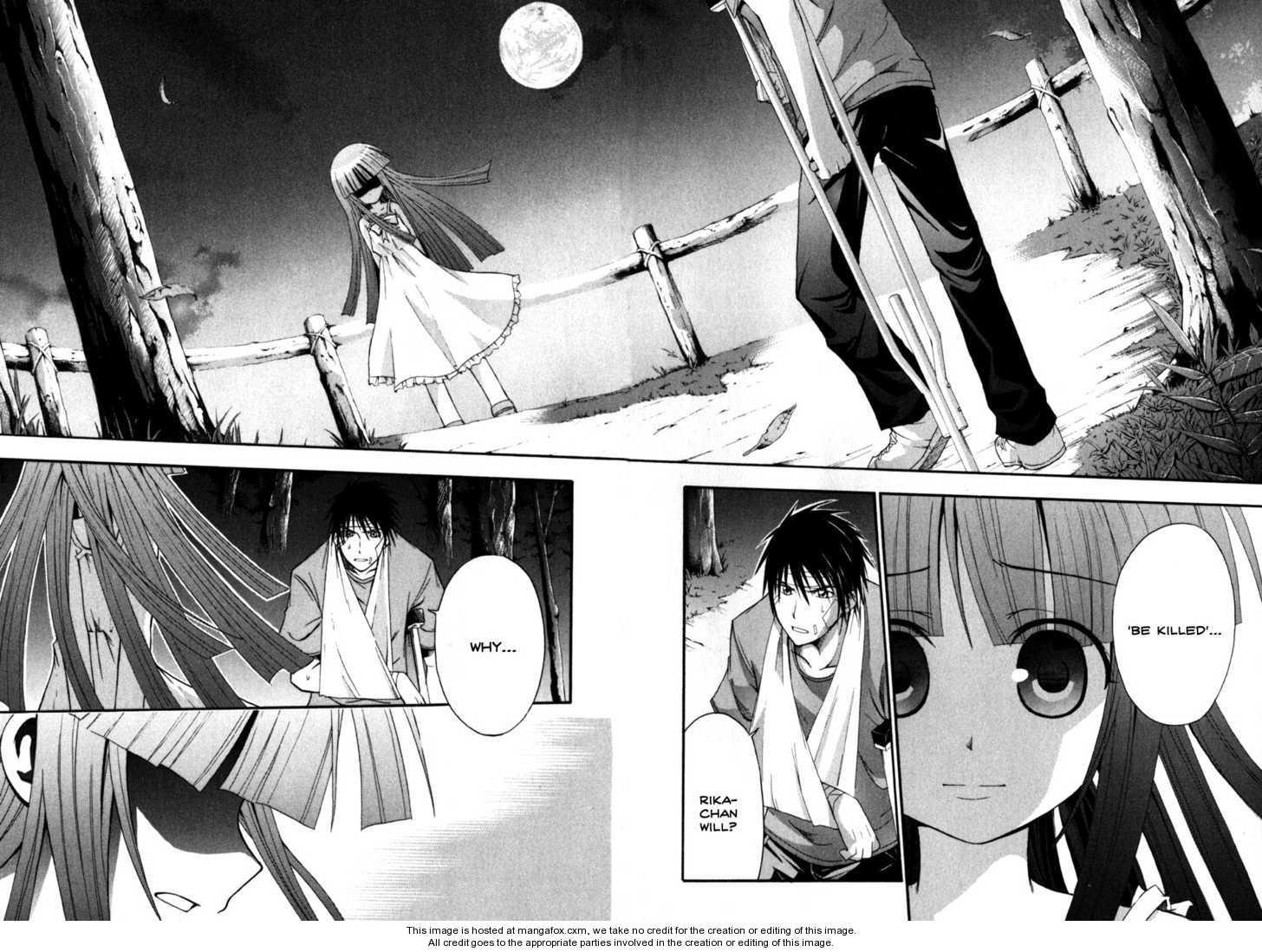 Higurashi no Naku Koro ni ~ Himatsubushi 8 Page 2