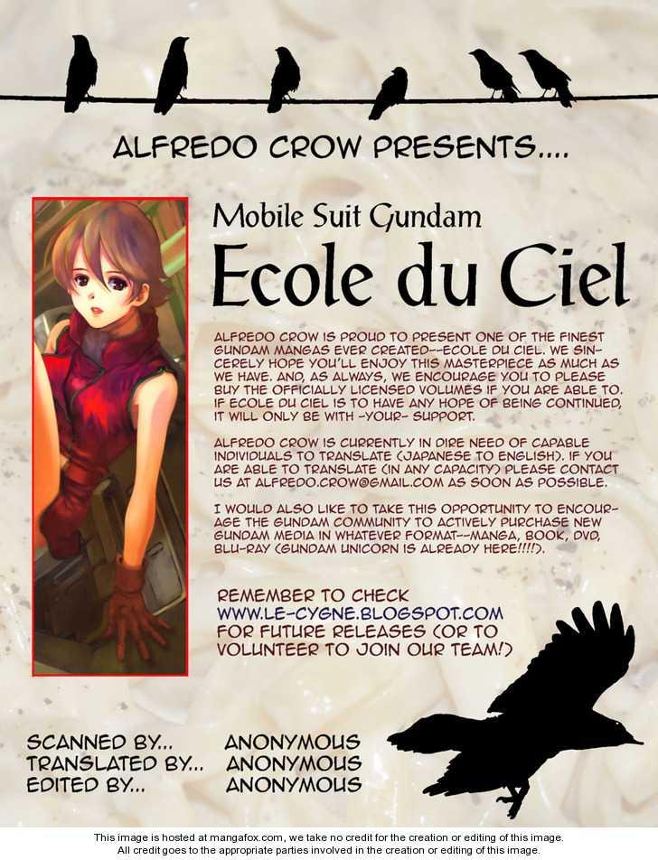 Kidou Senshi Gundam: Ecole du Ciel 24 Page 1