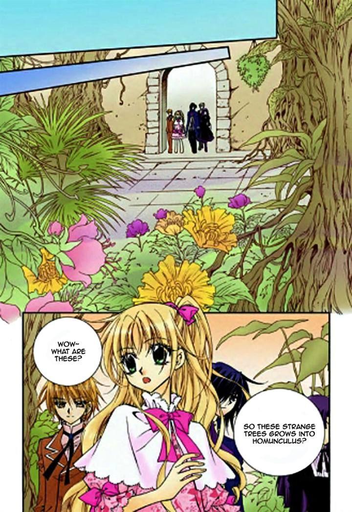 Tiara 32 Page 2