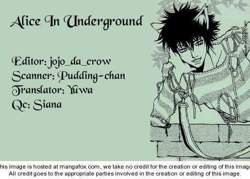 Alice in Underground 0 Page 2