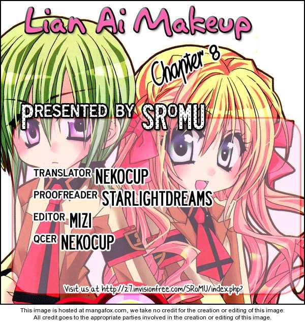 Lian Ai Makeup! 8 Page 1