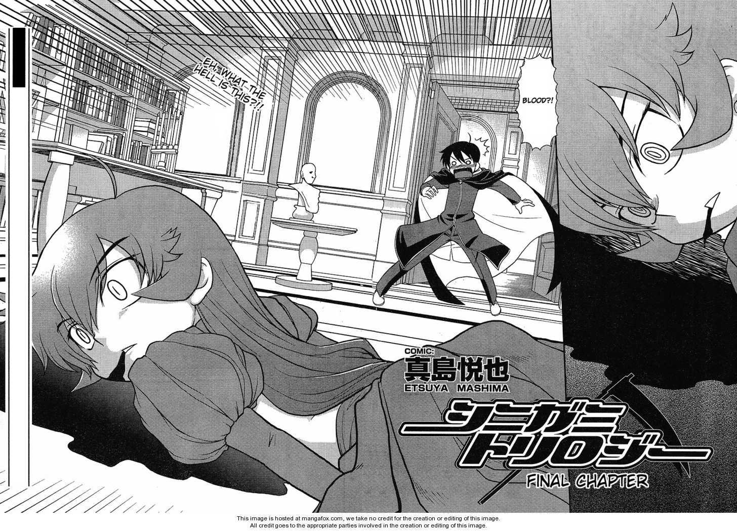 Shinigami Trilogy 6 Page 2