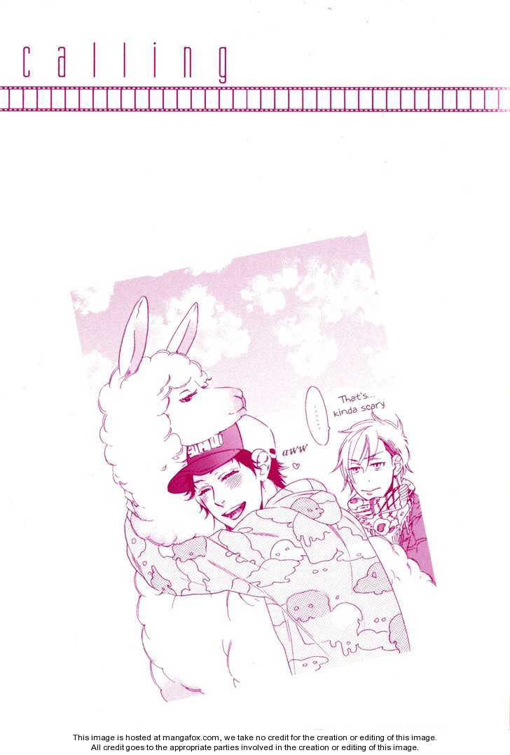 Calling (OOTSUKI Miu) 1 Page 3