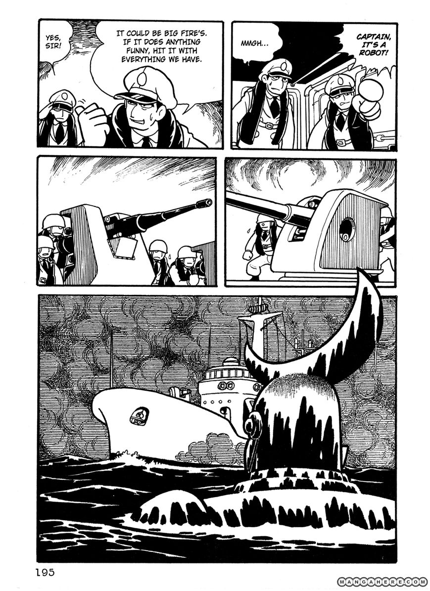 Giant Robo: The Day the Earth Burned 14 Page 2