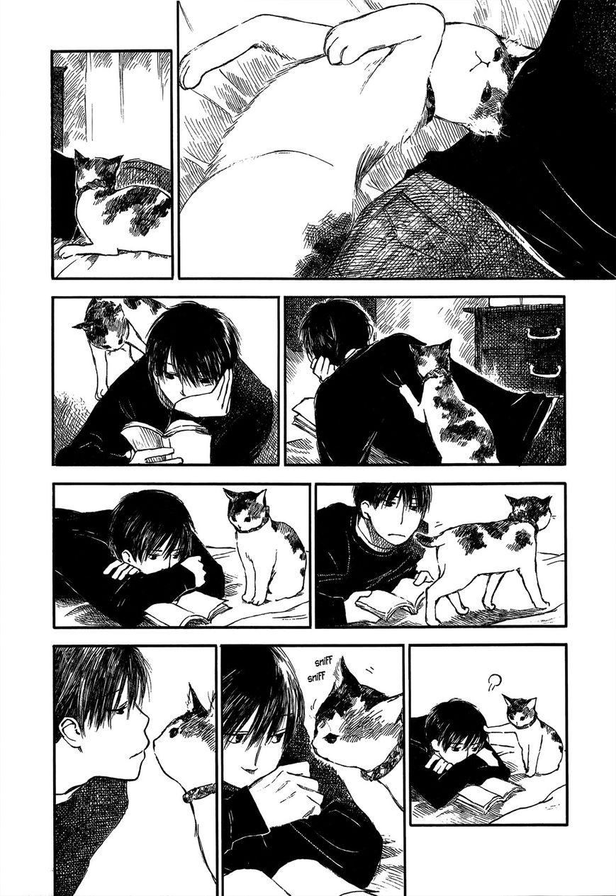 Natsu no Zenjitsu 18.5 Page 2