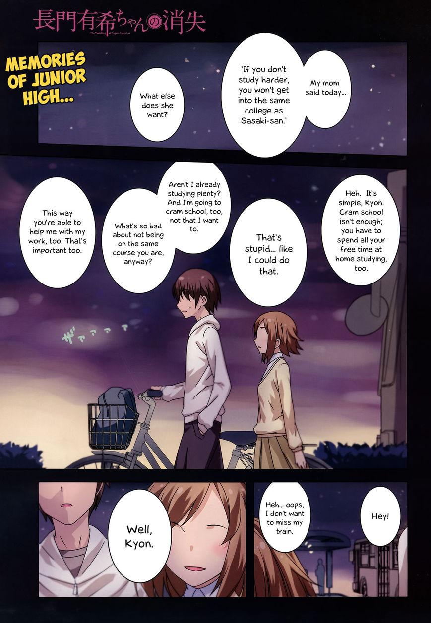 Nagato Yuki-chan no Shoushitsu 39 Page 2