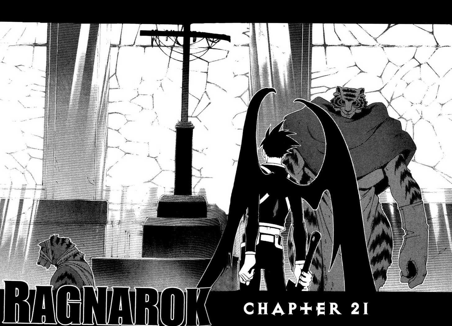 Ragnarok 21 Page 2