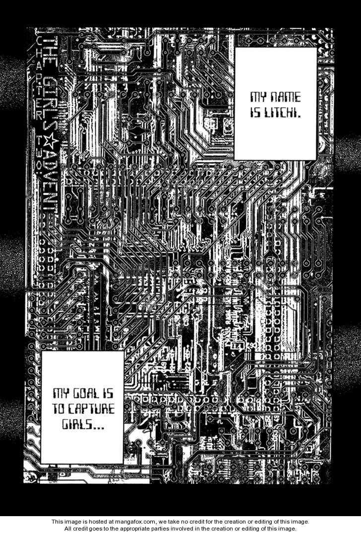Litchi Hikari Club 3 Page 1