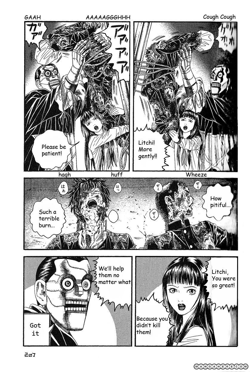Litchi Hikari Club 7 Page 3