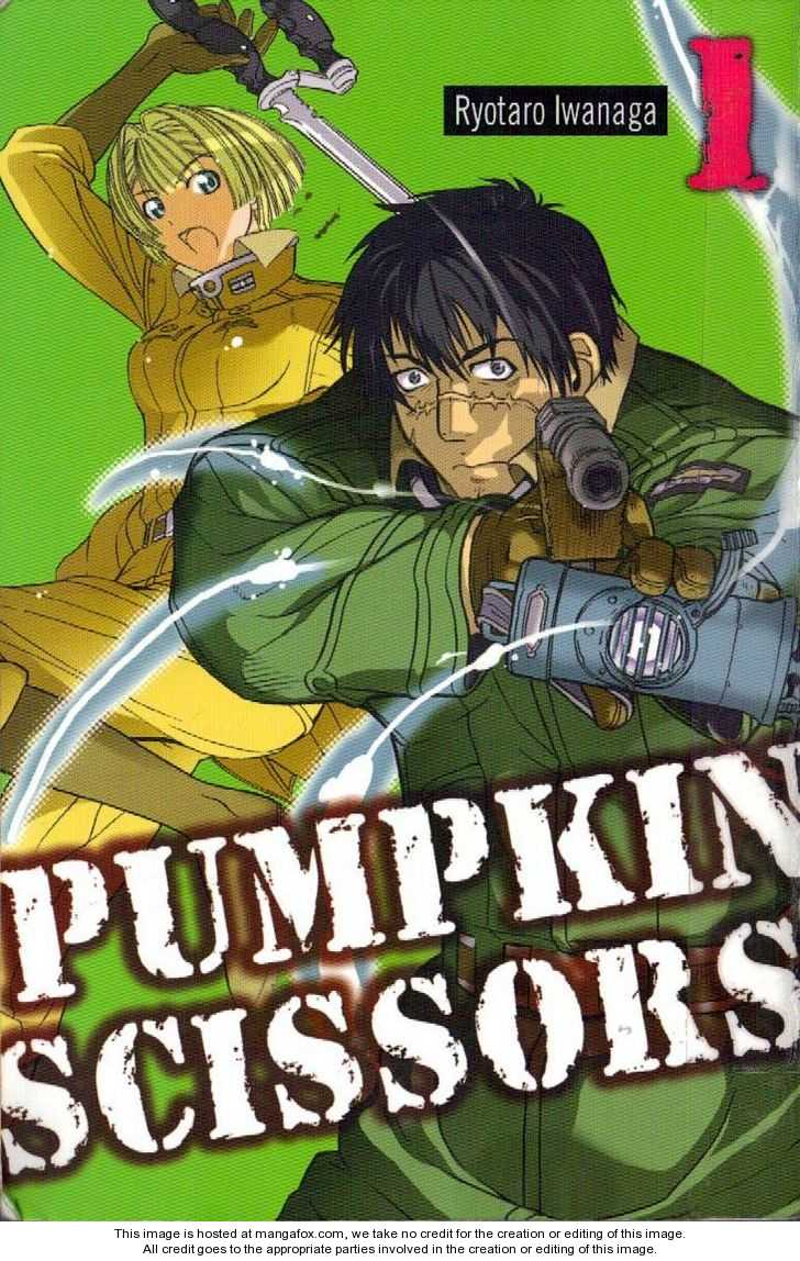 Pumpkin Scissors 0 Page 1