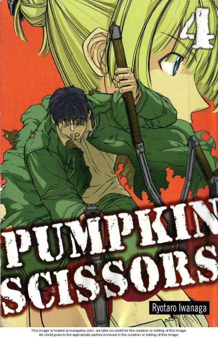 Pumpkin Scissors 11 Page 1