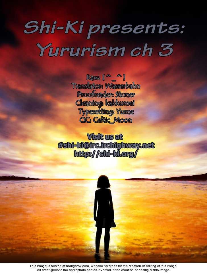 Yururizumu 3 Page 1