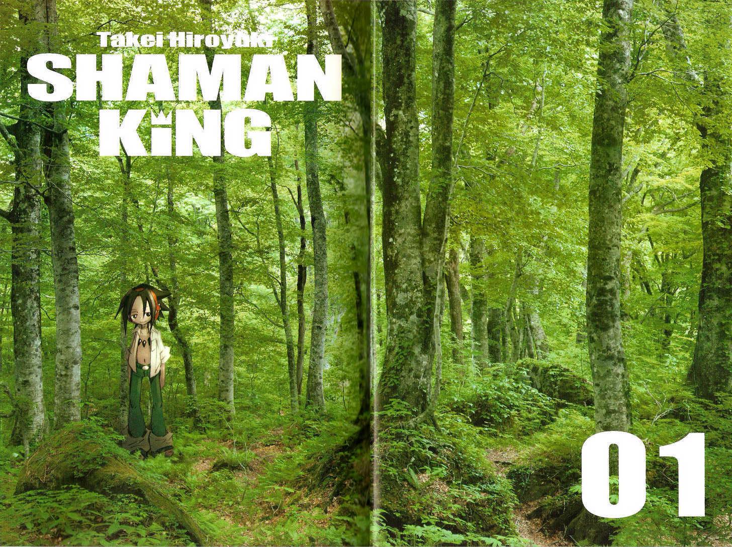 Shaman King 1.3 Page 3