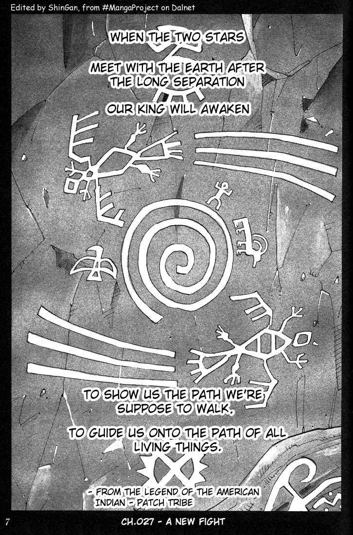 Shaman King 27 Page 2