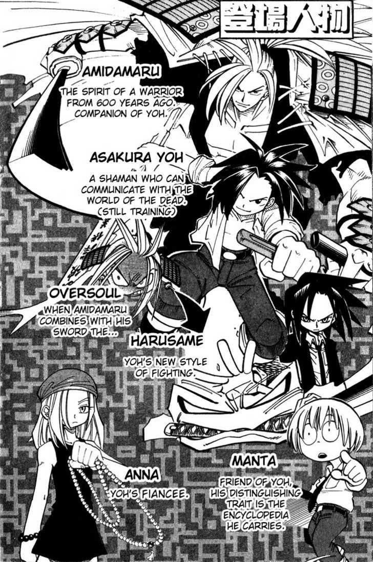 Shaman King 45 Page 2