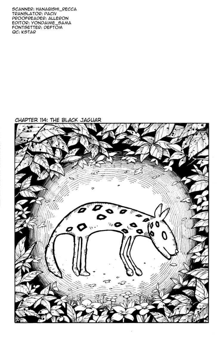 Shaman King 114 Page 3