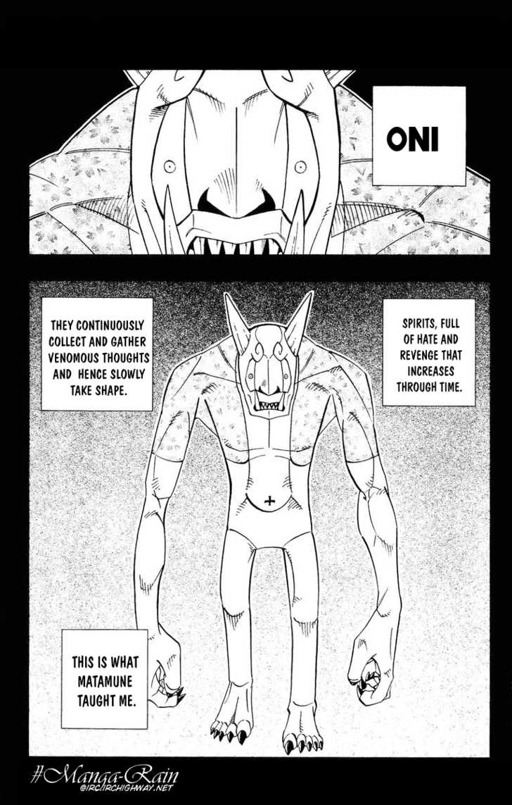 Shaman King 166 Page 2