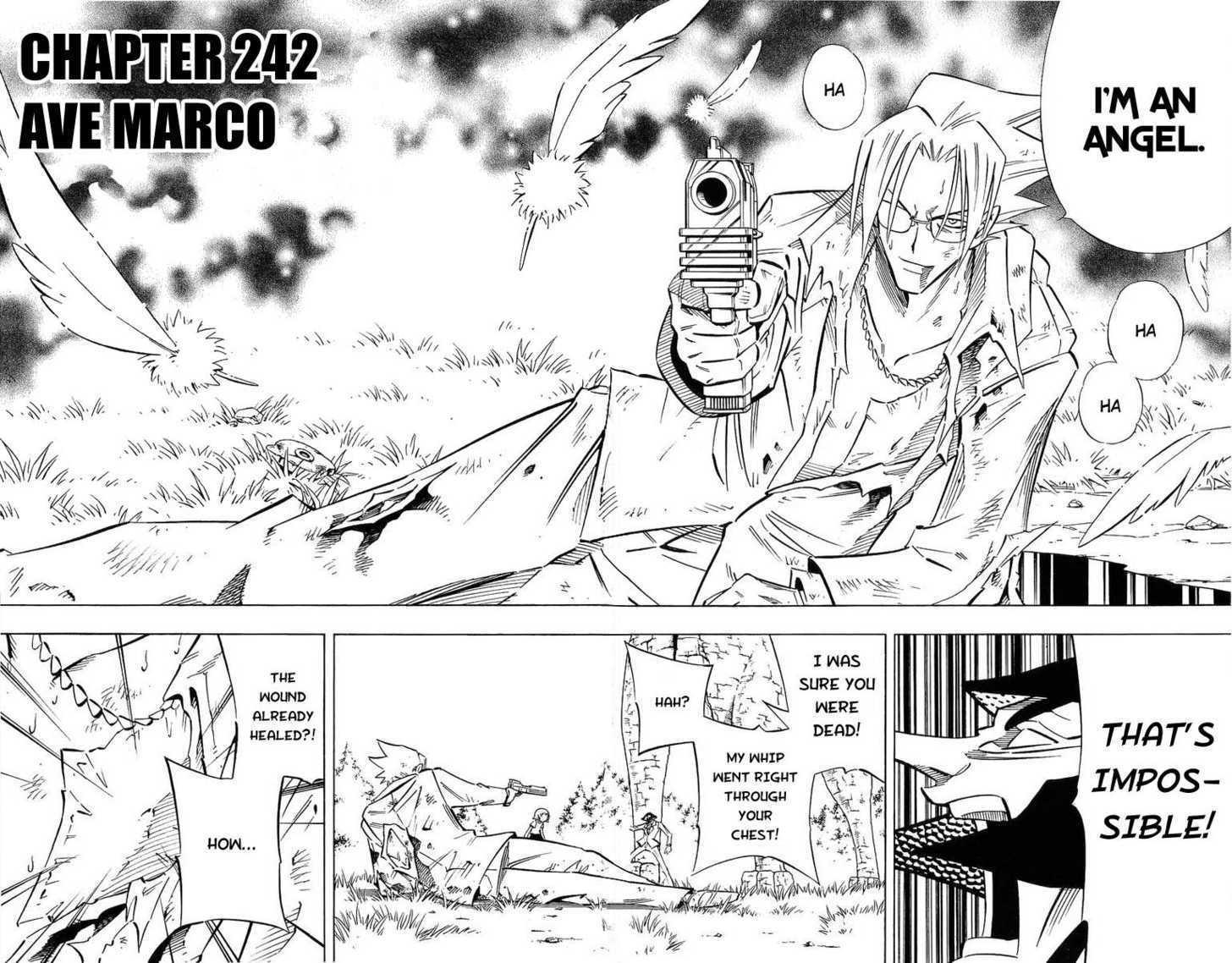 Shaman King 242 Page 2
