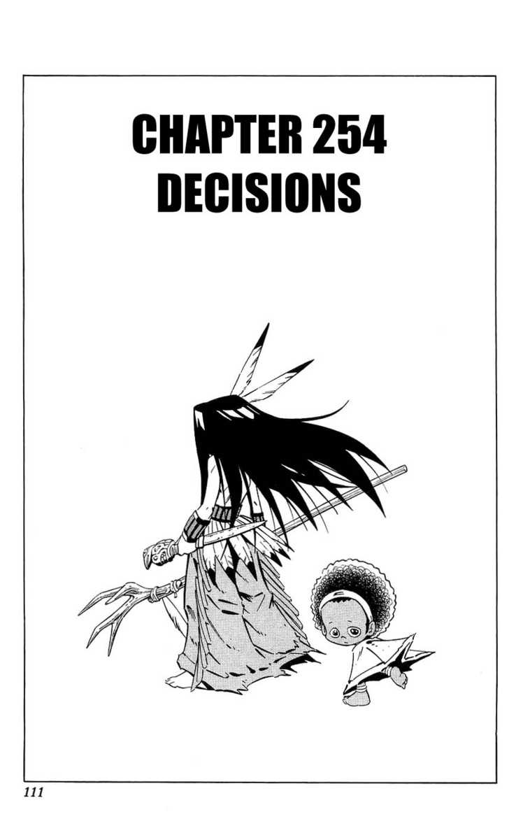 Shaman King 254 Page 3